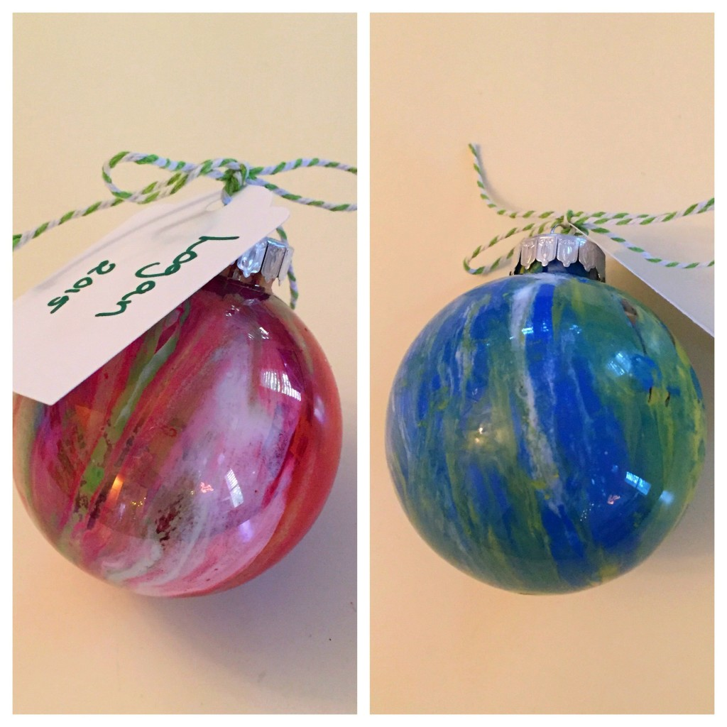 Handmade Christmas Ornaments - Ms. Stephanie's Preschool