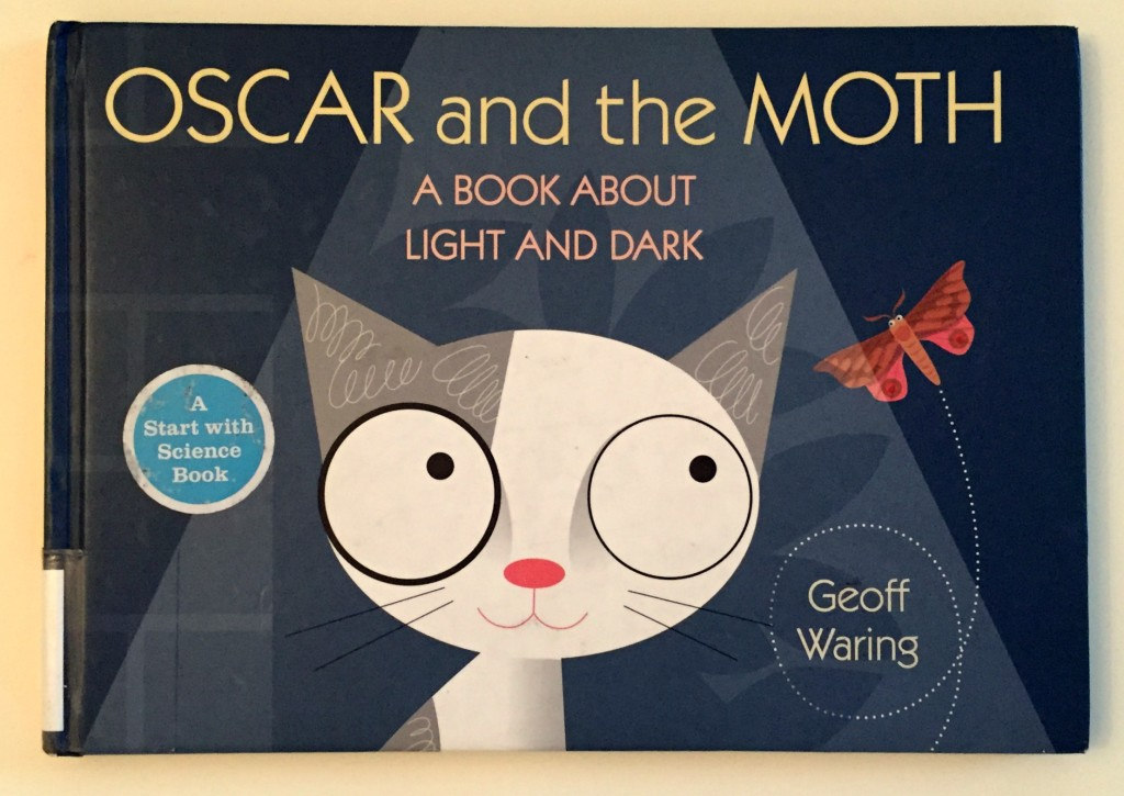Oscar and the Moth, A Book About Light and Dark