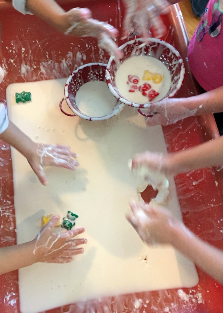 Dr. Suess in the Preschool Classroom - More Oobleck