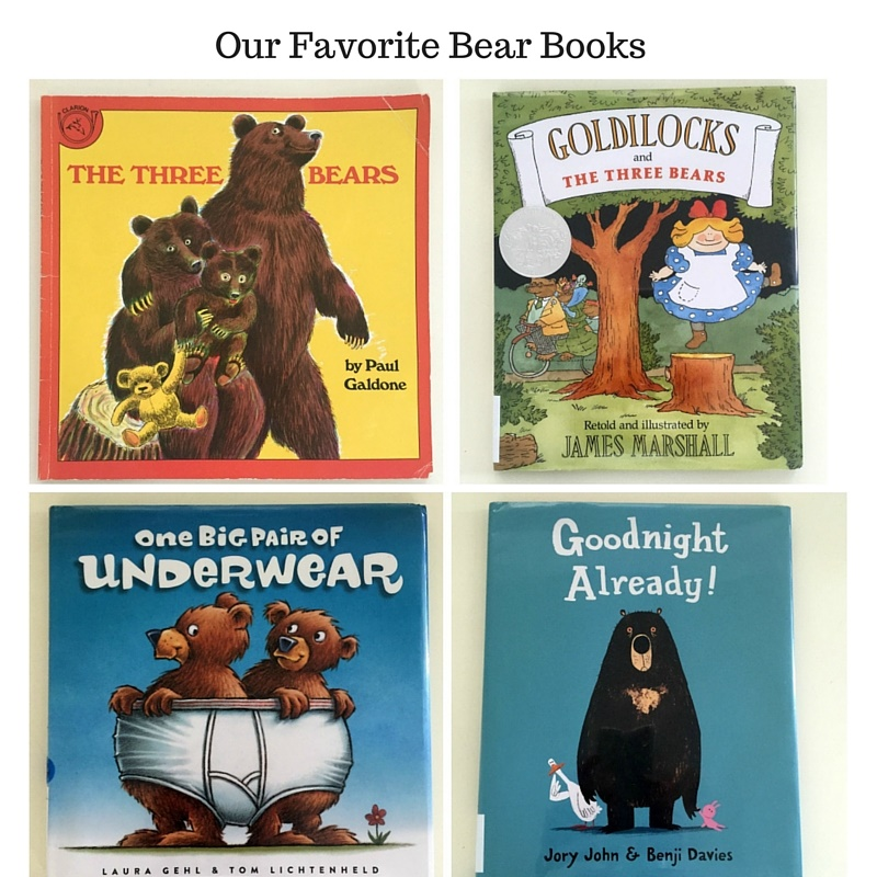 Our favorite bear books (2)