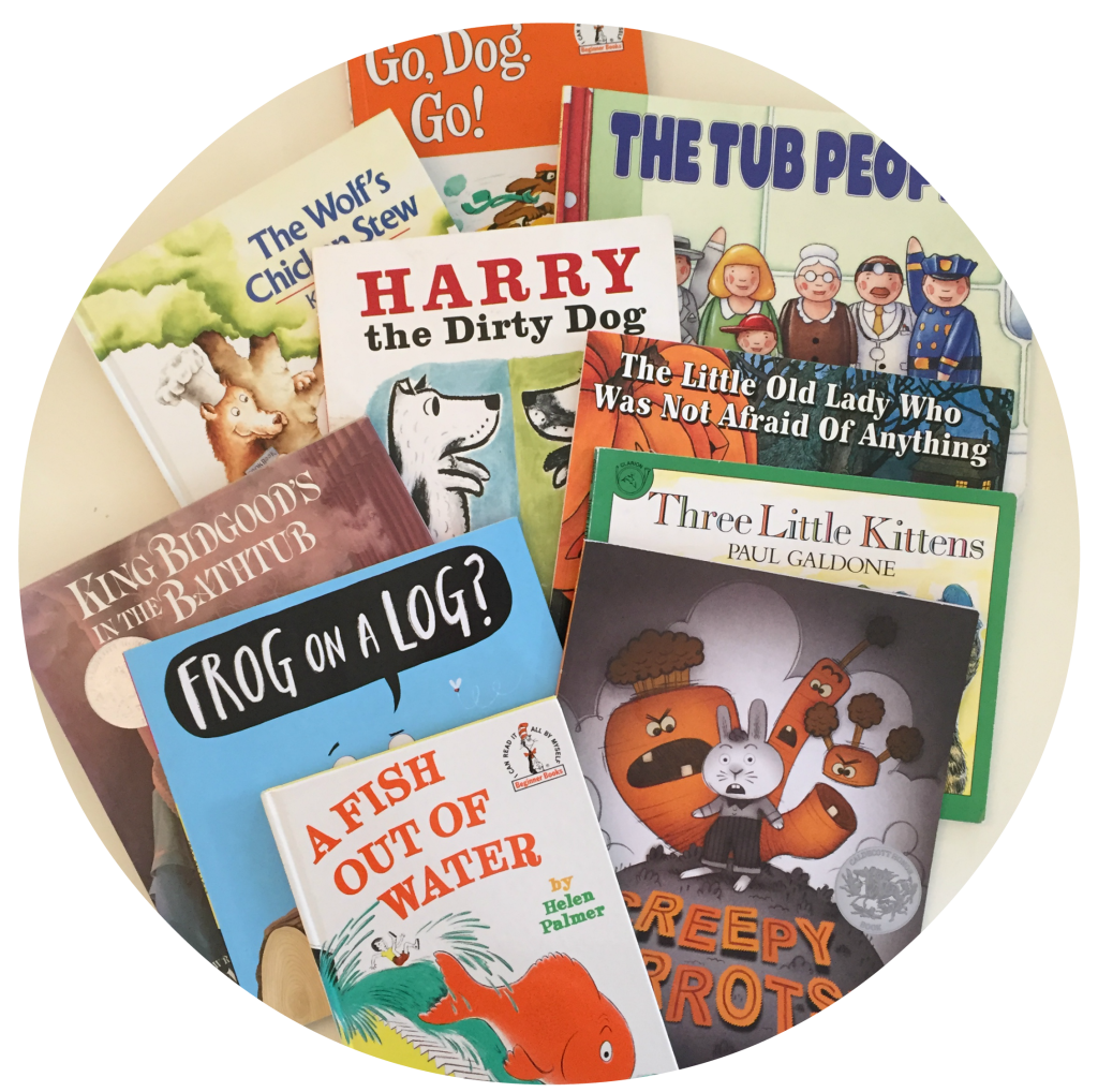 End of the Year Favorites in the Preschool Classroom - Favorite Books