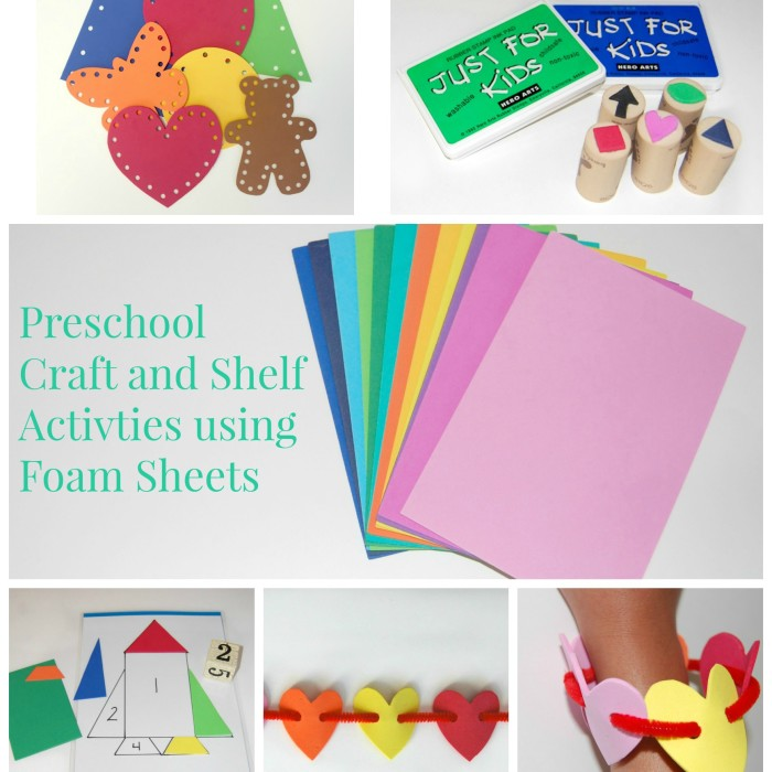 Foam Craft Sheets