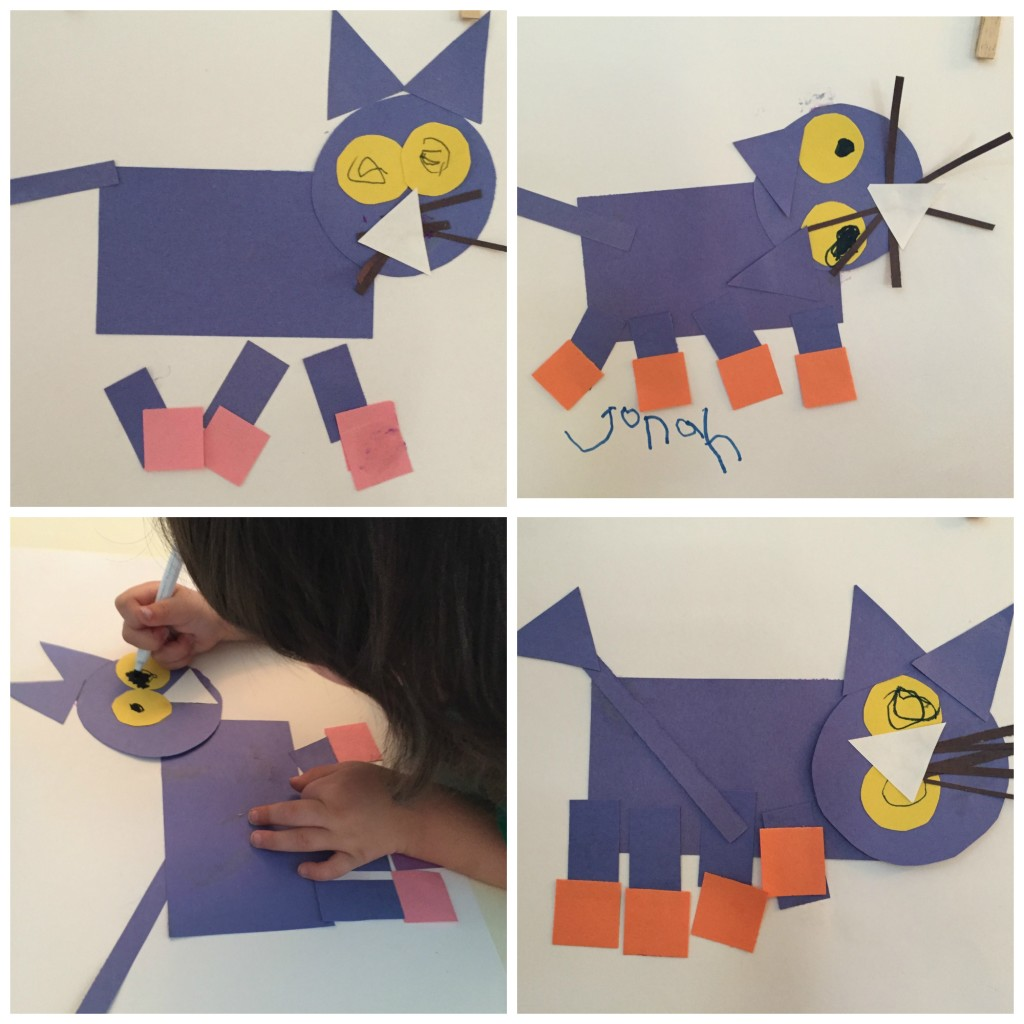 Pete the Cat - Ms. Stephanie's Preschool
