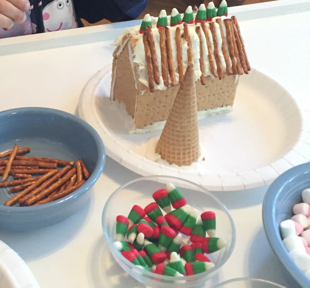 Preschool Gingerbread Party
