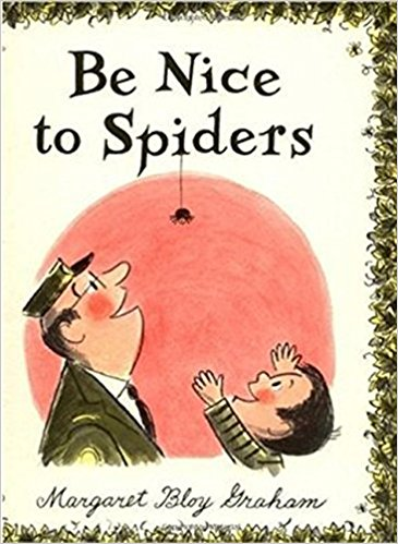 Spider Books for the Preschool Classroom - Be Nice to Spiders