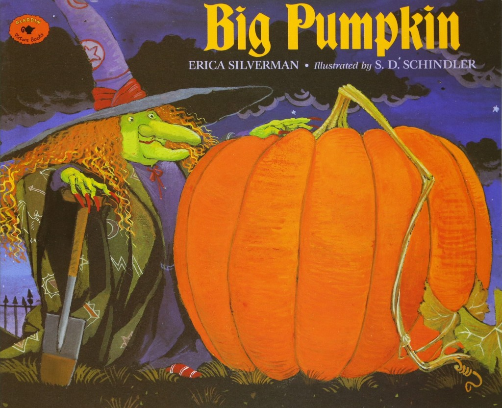 Favorite Preschool Halloween Books - Big Pumpkin