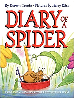 Spider Books for the Preschool Classroom - Diary of a Spider