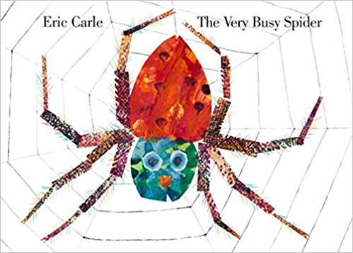 Spider Books for the Preschool Classroom - The Very Busy Spider
