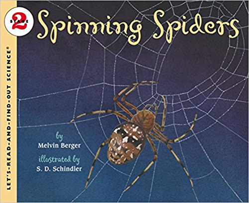 Spider Books for the Preschool Classroom - Spinning Spiders