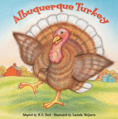 Albuquerque Turkey - Thanksgiving Books for the Preschool Classroom