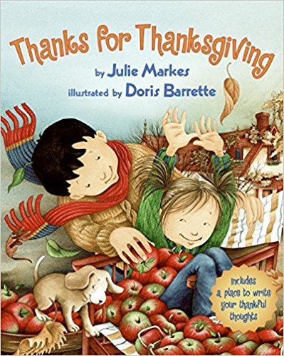 Thanks for Thanksgiving -Thanksgiving Book for the Preschool Classroom